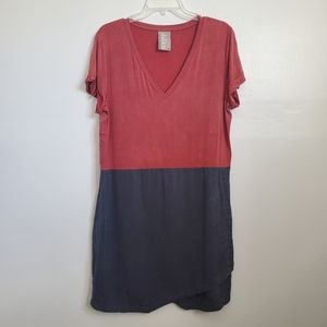 Anthropologie Dresses - Anthropologie Dolan Left Colorblock Horizon Dress